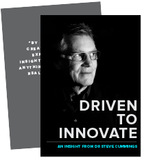 Driven to Innovate