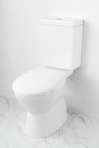 CONNECTOR TOILETS, allow the most flexibility in toilet pan set outs as they are a two piece system. This toilet style comprises of a cistern and pan that is linked via a flush pipe, allowing the pan to sit further away from the cistern.