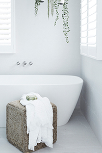 FREESTANDING BATHS, are not attached to a wall and do not need a hob, frame or additional tiling for installation.