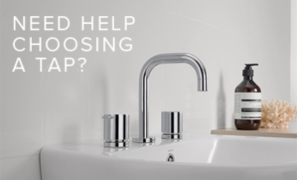 How to Choose a Three Piece Tapware and Taps for Bathrooms and Kitchens
