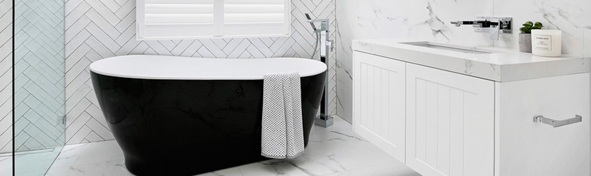 Caroma Category Banner - Freestanding Baths