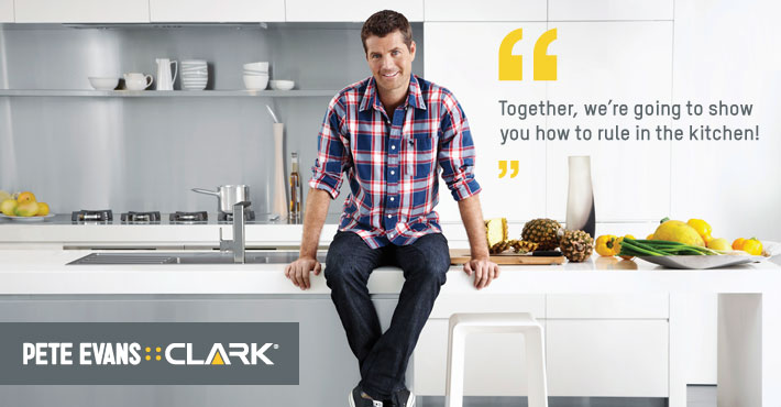 Clark  - Kitchen Sink - Pete Evans