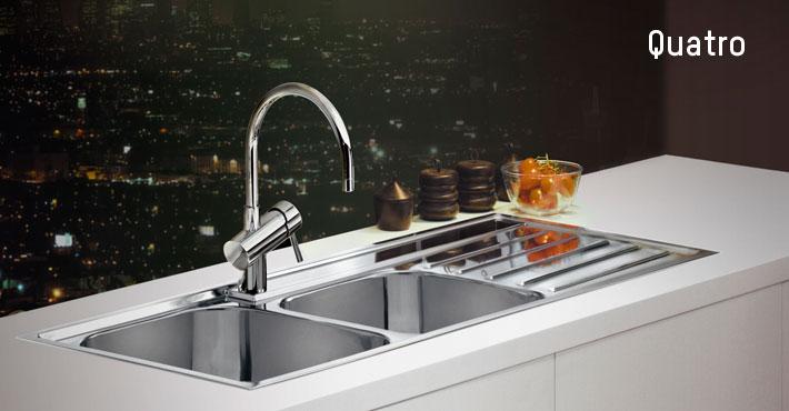 Clark  - Kitchen Sink - Quatro