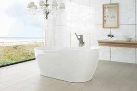 Blanc Freestanding Bath