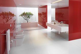 Luxury Caroma Bathroom by Ian Moore
