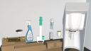 Cube H2Zero Waterless Urinal - Installation