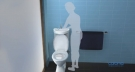 Profile Toilet Suite with Hand Basin Introduction
