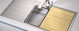 Caroma Industry - Kitchen Sink Acc Banner