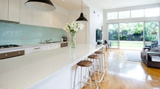 A kitchen fit for entertaining