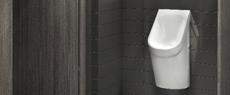Caroma Industry - Urinals Banner