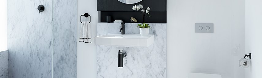 Accessories. The jewellery of your bathroom.