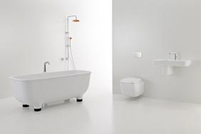 Caroma Marc Newson Bathroom Collection