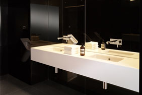 Ian Moore - Black Bathroom Collection