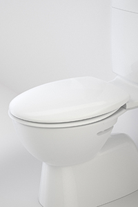 STANDARD HINGE SEATS, are the traditional choice with sturdy and comfortable designs to suit most pans.