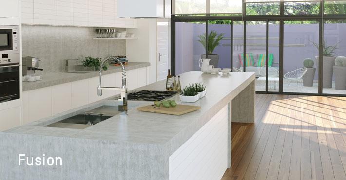 Clark  - Kitchen Sink - Fusion