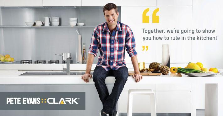 Clark  - Kitchen Sink - Pete Evans