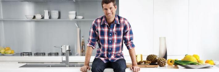 Clark - Kitchen Sink - Pete Evans - 1