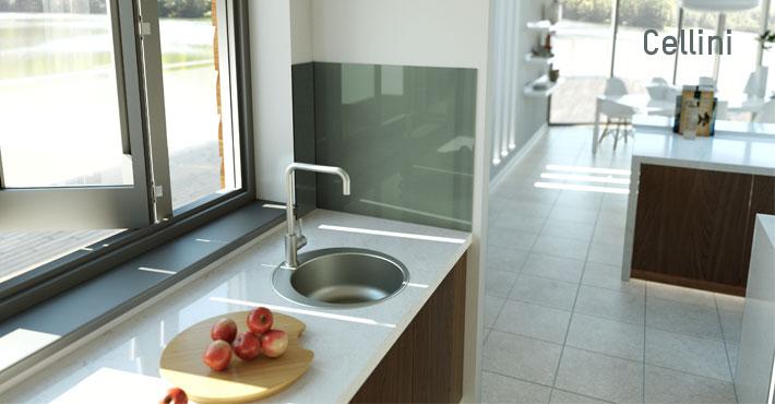Clark - Kitchen Sink - Cellini