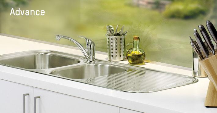Clark - Kitchen Sink - Advance