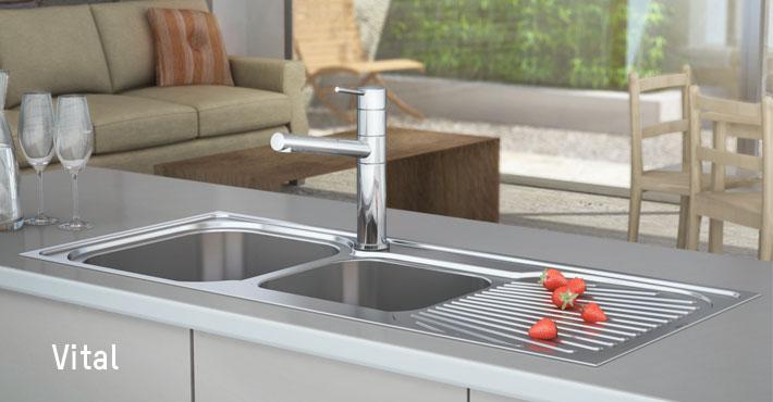 Clark - Kitchen Sink - Vital