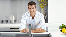 Pete Evans and healthy eating
