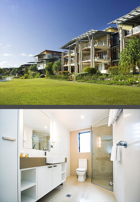 Accor Vacation Club Apartments - Twin Waters, Sunshine Coast, QLD