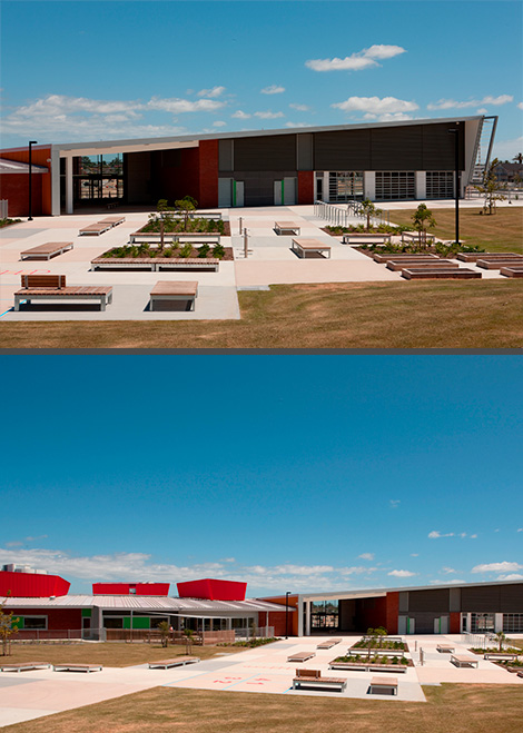 Hobsonville Point Schools - Auckland, NZ