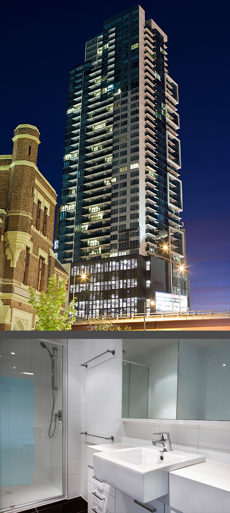 MainPoint Apartments - Melbourne, VIC